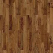 Паркетная доска SALSA - Американский Орех 3-полосный